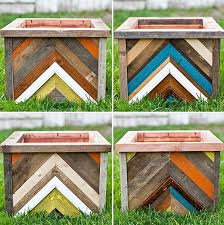 Backyard Planter Box Ideas Top 30 Planters U2013 Diy And Recycled