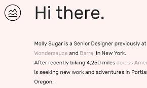 Seeking Font Molly Sugar Typewolf