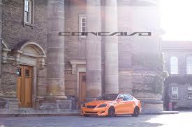 used lexus is 250 toronto lamborghini orange lexus is250 on matte black cw s5 teamconcavo