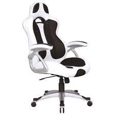 fauteuil de bureau racing fauteuil de bureau à siège baquet ixion achat vente chaise de
