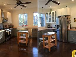 a downton abbey inspired ikea kitchen