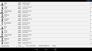 android table rap 2 2m3 introducing row templates on tree table eclipsesource