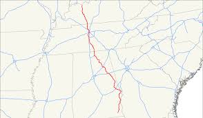Map Of Middle Tennessee by U S Route 431 Wikipedia