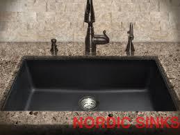 black granite composite sink top black undermount kitchen sinks large black granite composite for