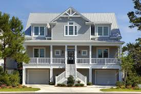 Beach Style House Plans Low Country Cottage Homescontemporary Florida Style Home Design Plan