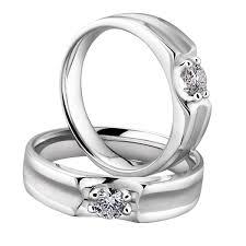 cincin perak harga cincin tunangan perak pengrajin perak
