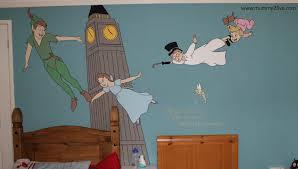 28 peter pan wall mural peter pan mural tinkerbell disney peter pan wall mural big ben clock face peter pan viewing gallery