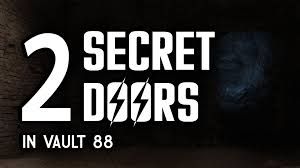 88 best build a better 2 secret doors in vault 88 vault tec workshop fallout 4