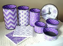 Purple Desk Organizers Facsinating Purple Desk Accessories Photos Top Trumpdis Co