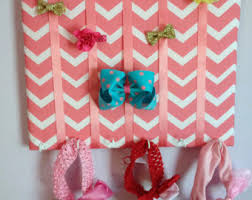 bow holder hair bow organizer etsy