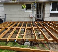 how to build a floor for a house how to build a deck in a weekend parr lumber