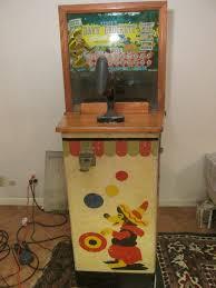 vintage genco davey crockett arcade rifle game arcade and pinball