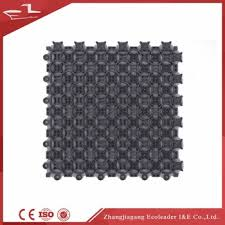 cheap and pvc s plastic mat pvc floor protection mat s type