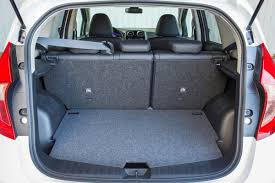 nissan note interior trunk nissan note 2013 pictures nissan note front cornering auto express