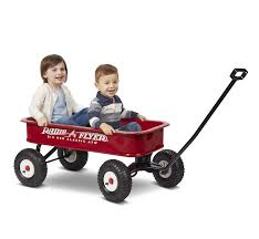 Radio Flyer Wagons Used How To Tell Age Big Red Wagon Big Red Classic Atw Large Size Radio Flyer