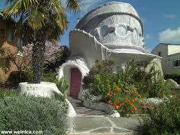 fish house weird california