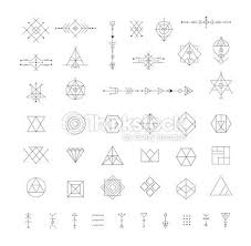 hipster illustrations u0026 vector images tattoo triangle geometric