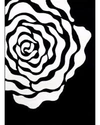 Black And White Throw Rugs Spooktacular Savings On Persian Rugs Floral White Black Area Rug
