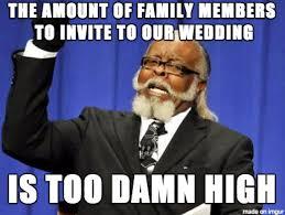 Planning A Wedding Meme - planning a wedding is the worst meme on imgur