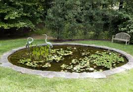 big round koi pond design u2013 home design examples