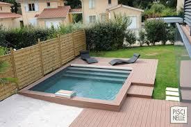 petite piscine enterree best 25 piscine bois carrée ideas on pinterest piscine beton