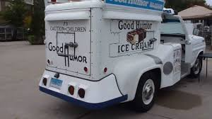 Vintage Ford Ice Cream Truck - good humor 1970 ford f series pick up truck at hershey aaca youtube