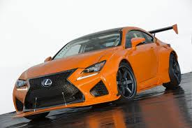 lexus rc f body kits sema 2015 lexus rc f sporting pandem widebody kit makes its very