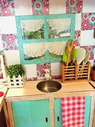 faire une cuisine pour enfant diy bricolage cuisine pour enfant faire soi même évier bol