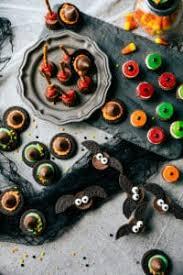 Halloween Treats 3 Ingredient Halloween Treats Chelsea U0027s Messy Apron