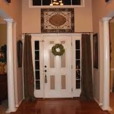 Door Draft Curtain Curtain For Front Door Decorate The House With Beautiful Curtains