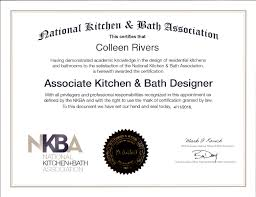 Designer Kitchens And Baths by Colleen Nkba Certified Designer Kitchen Bath Synergy Builders