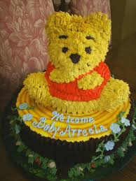 winnie the pooh baby shower cakes winnie the pooh baby shower cakes baby shower decoration ideas