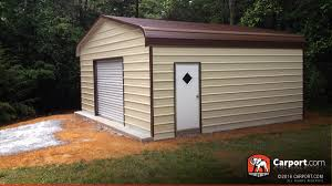Carports And Garages Regular Style Garage 18 U0027 X 21 U0027 X 8 U0027 Free Installation And Delivery