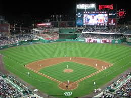 64 best baseball stadiums i have visited images on pinterest nationals park washington dc