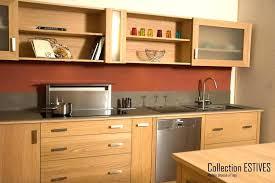 meuble cuisine en bois brut caisson cuisine bois meuble de cuisine occasion et meuble de