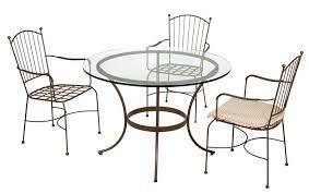Outdoor Furniture Mallorca by Conjunto Mallorca 4 Sillones Y 1 Mesa Forja Http Www