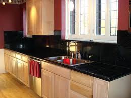Black Granite Countertops Backsplash Ideas Granite by Black Granite Countertops U2013 Ncct Info