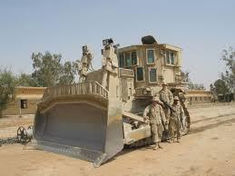 d9 marines i mef caterpillar d9r bulldozer heavy machinery