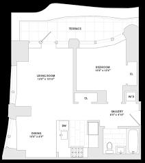 new york luxury penthouse apartment floorplan new york by gehry