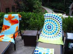 Lounge Chair Towel Covers Beach Lounge Chair Cover Has A Pocket For Your Shades Phone