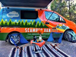 Luxury Van Rental In Atlanta Ga 2017 Nissan Nv 200 Motor Home Class B Rental In Atlanta Ga