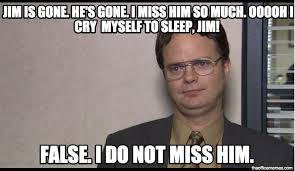 Dwight Meme - the greatest quotes from gay witch hunt season 3 episode 1