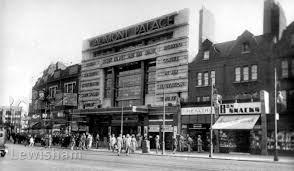 the gaumont cinema lewisham lewisham borough photoslewisham
