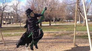 wizard of oz tree costume wrecking ball the wicked witch of the west the wizard of oz