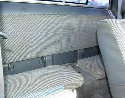 Toyota 60 40 Bench Seat Neither Rugged Fit Covers Custom Fit Car Covers Truck Covers
