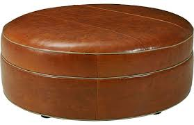 o u0027brien round ottoman from the drexel heritage upholstery