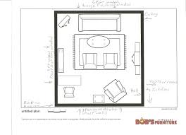 good quality 4 family room floor plan on floor plans living room