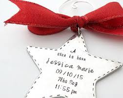 First Christmas Personalized Ornaments - personalized dog bone ornament dogs first christmas family