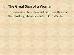 the great sign of a woman a great sign appeared in heaven a woman