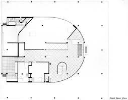 Villa Savoye Floor Plan Villa Savoye Dwg Free Backuperinno